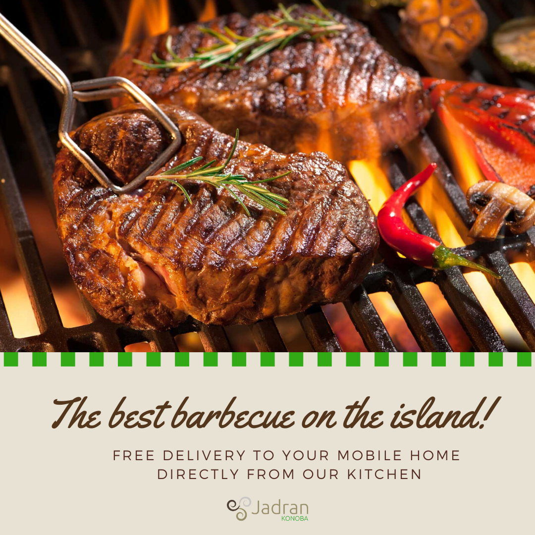 Best barbecue on the island