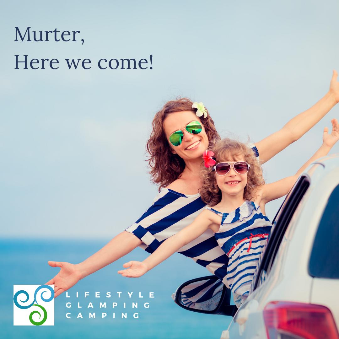 Murter, dolazimo